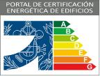 Certificación energética de edificios.